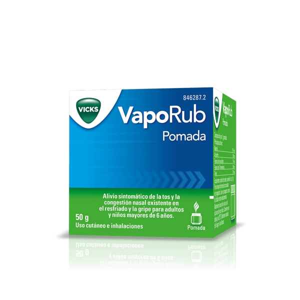 Imagen ampliada del producto VAPORUB FRASCO DE 50 G