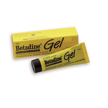 Imagen ampliada del producto BETADINE 10% GEL 100 G
